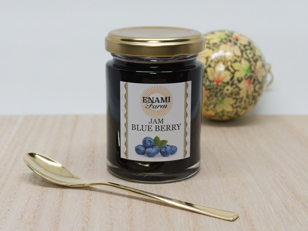 ENAMIFARM BLUEBERRY JAM