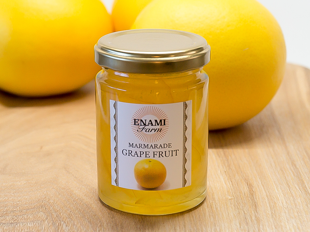 ENAMIFARM GRAPE_FRUIT_MARMALADE