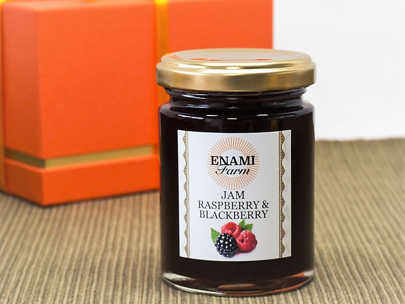 ENAMIFARM RASPBERRY BLACKBERRY